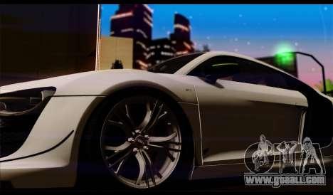 ENB J.F ProjeT 3.0 for GTA San Andreas second screenshot