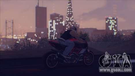 Real Live ENB for GTA San Andreas fifth screenshot