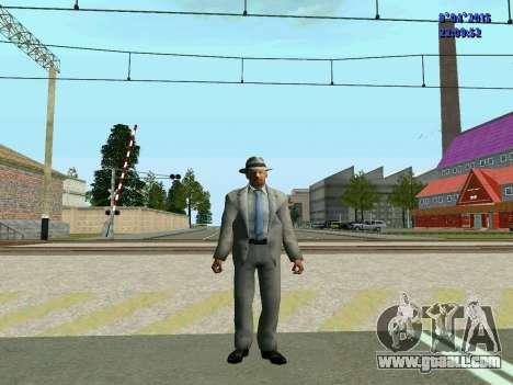 Khrushchev Nikita Sergeyevich for GTA San Andreas second screenshot