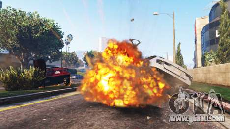 GTA 5 Chaos fifth screenshot