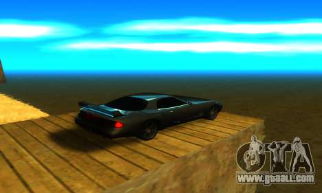 ENB 1.5 & Wonder Timecyc for GTA San Andreas forth screenshot