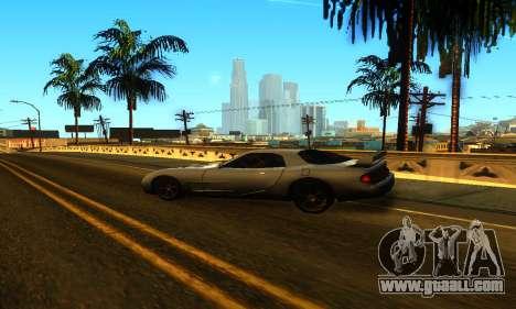 ENB 1.5 & Wonder Timecyc for GTA San Andreas second screenshot