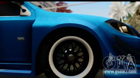 Chevrolet Cobalt SS Mio Itasha for GTA San Andreas back view