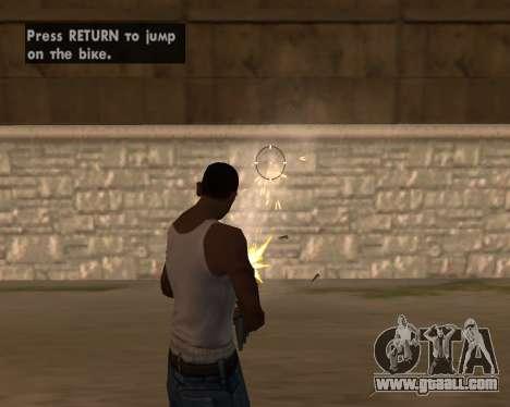 Good Effects v1.1 for GTA San Andreas second screenshot