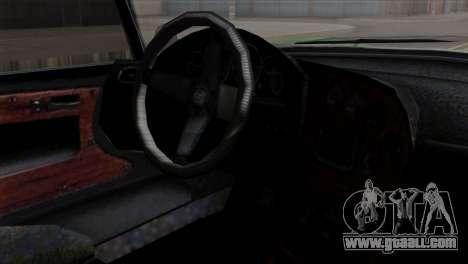 GTA 5 Grotti Stinger GT v2 for GTA San Andreas right view