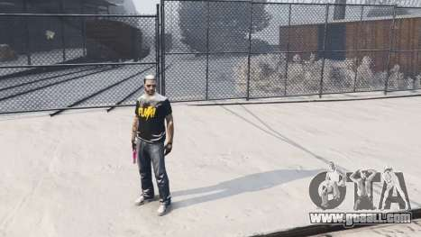 GTA 5 GTA V Online Snow Mod second screenshot
