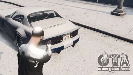 GTA 5 GTA V Online Snow Mod third screenshot