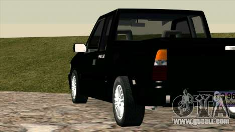 ISUZU Dragon Power for GTA San Andreas right view