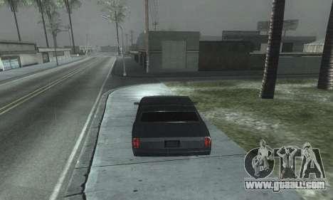 Beautiful ENB + Colormod 1.3 for GTA San Andreas eighth screenshot