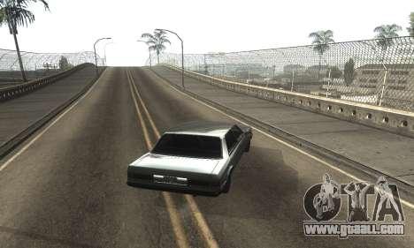 Beautiful ENB + Colormod 1.3 for GTA San Andreas second screenshot