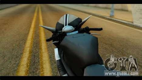 Honda CBR1000RR for GTA San Andreas right view