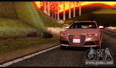 ENB J.F ProjeT 3.0 for GTA San Andreas
