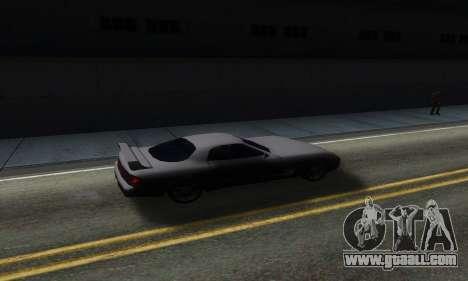 ENB 1.5 & Wonder Timecyc for GTA San Andreas sixth screenshot