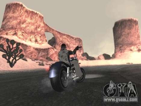 Nice Final ColorMod for GTA San Andreas sixth screenshot