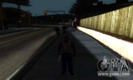 ENB 1.5 & Wonder Timecyc for GTA San Andreas seventh screenshot