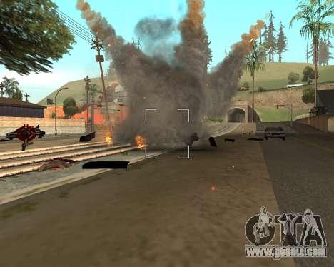 Good Effects v1.1 for GTA San Andreas fifth screenshot
