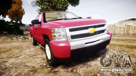 Chevrolet Silverado 1500 LT Extended Cab wheels1 for GTA 4