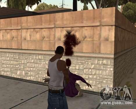 Good Effects v1.1 for GTA San Andreas third screenshot