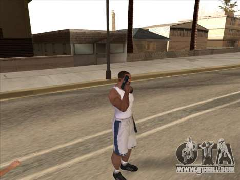 Great Russian guns for GTA San Andreas forth screenshot