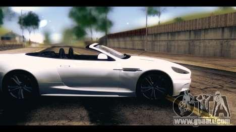 ENB v4 for GTA San Andreas forth screenshot