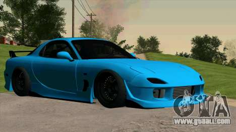 Mazda RX-7 for GTA San Andreas