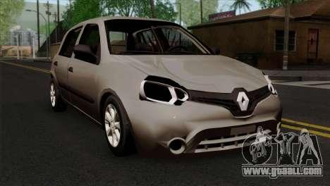 Renault Clio Mio 5P for GTA San Andreas