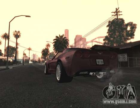 Nice Final ColorMod for GTA San Andreas second screenshot