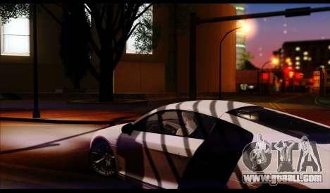 ENB J.F ProjeT 3.0 for GTA San Andreas forth screenshot