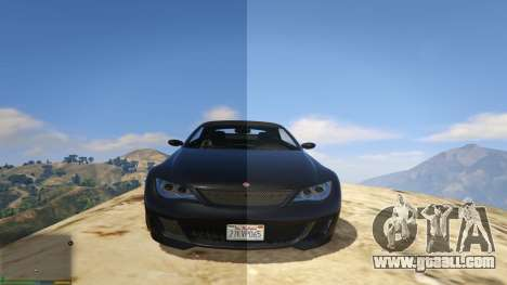 Reshade & SweetFX for GTA 5
