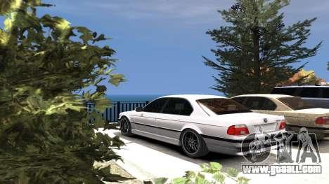 BMW 750i e38 1994 Final for GTA 4 wheels