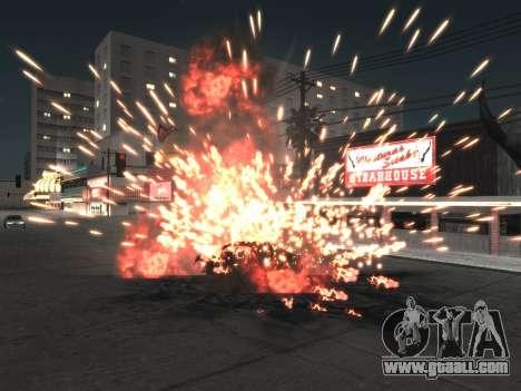 Nice Final ColorMod for GTA San Andreas