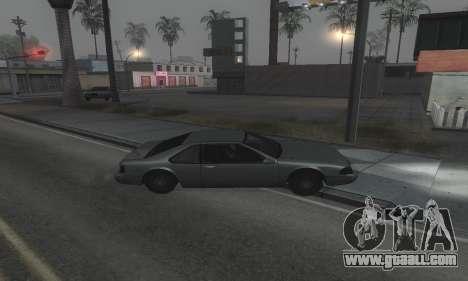 Beautiful ENB + Colormod 1.3 for GTA San Andreas forth screenshot