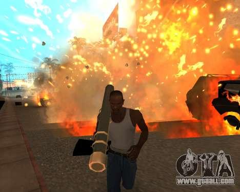 Good Effects v1.1 for GTA San Andreas eleventh screenshot