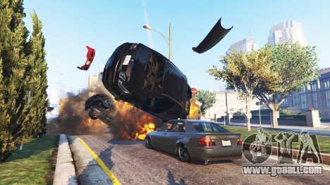 GTA 5 Chaos fourth screenshot