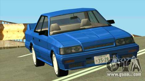 Nissan Skyline R31 for GTA San Andreas