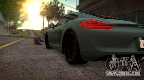 Pavanjit ENB v3 for GTA San Andreas forth screenshot