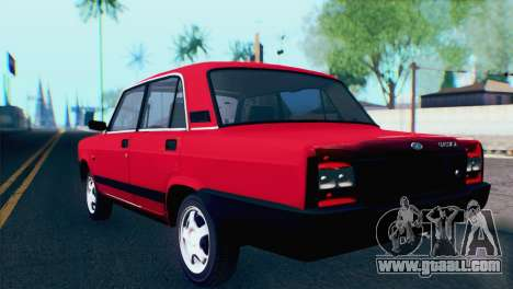 VAZ M for GTA San Andreas left view