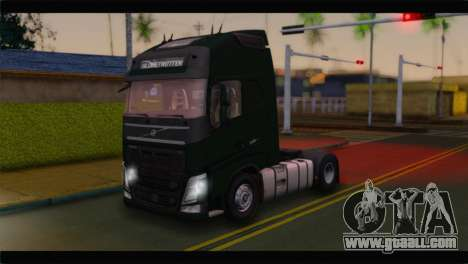 Volvo FH4 for GTA San Andreas