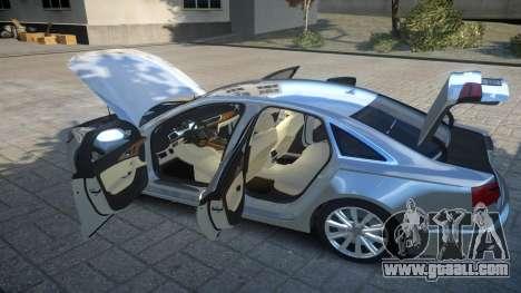 Audi A6 2012 v1.0 for GTA 4 upper view