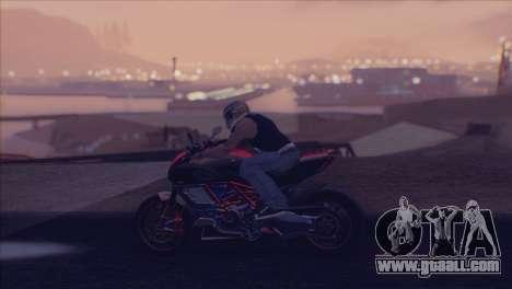 Real Live ENB for GTA San Andreas sixth screenshot