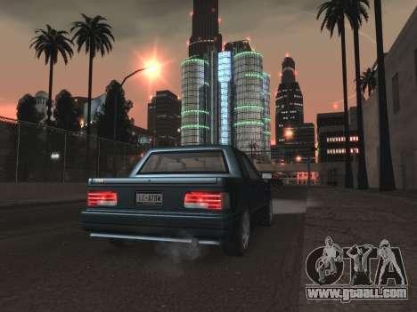 Nice Final ColorMod for GTA San Andreas third screenshot