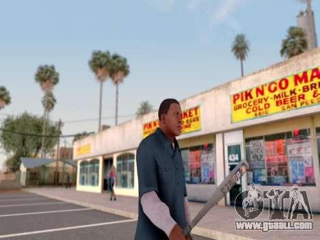 ENB for medium PC by WD for GTA San Andreas sixth screenshot