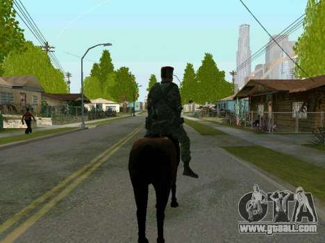 Kuban Cossack for GTA San Andreas fifth screenshot