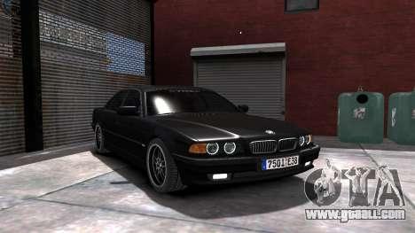 BMW 750i e38 1994 Final for GTA 4