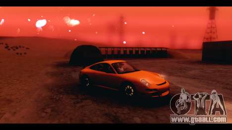 ENB v4 for GTA San Andreas second screenshot