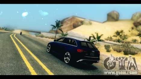 ENB v4 for GTA San Andreas third screenshot