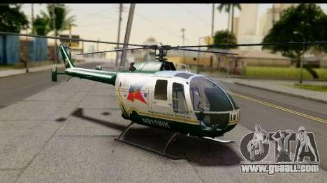 MBB Bo-105 Air Med for GTA San Andreas