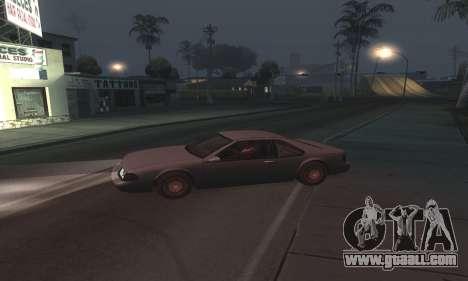 Beautiful ENB + Colormod 1.3 for GTA San Andreas fifth screenshot