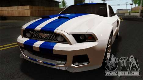 Ford Shelby 2014 for GTA San Andreas