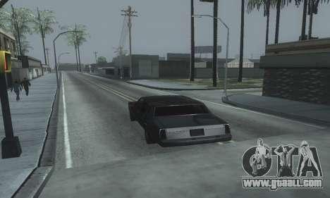 Beautiful ENB + Colormod 1.3 for GTA San Andreas seventh screenshot